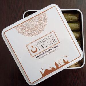Baklava Pistachio Wrap