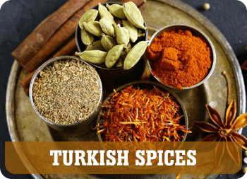 Buy Turkish Spices