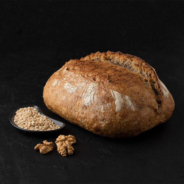 cevizli 21c8 Turkish Sourdough Walnut Bread - 700g / 1.54lb