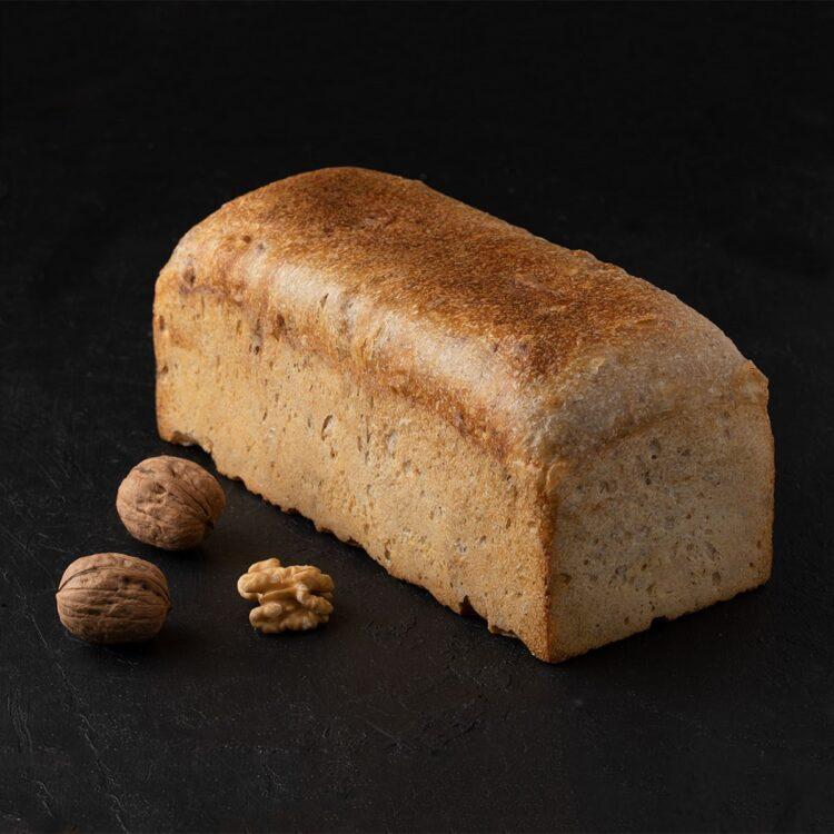 cevizli tost 377c Turkish Sourdough Walnut Toast Bread - 1000g / 2.20lb