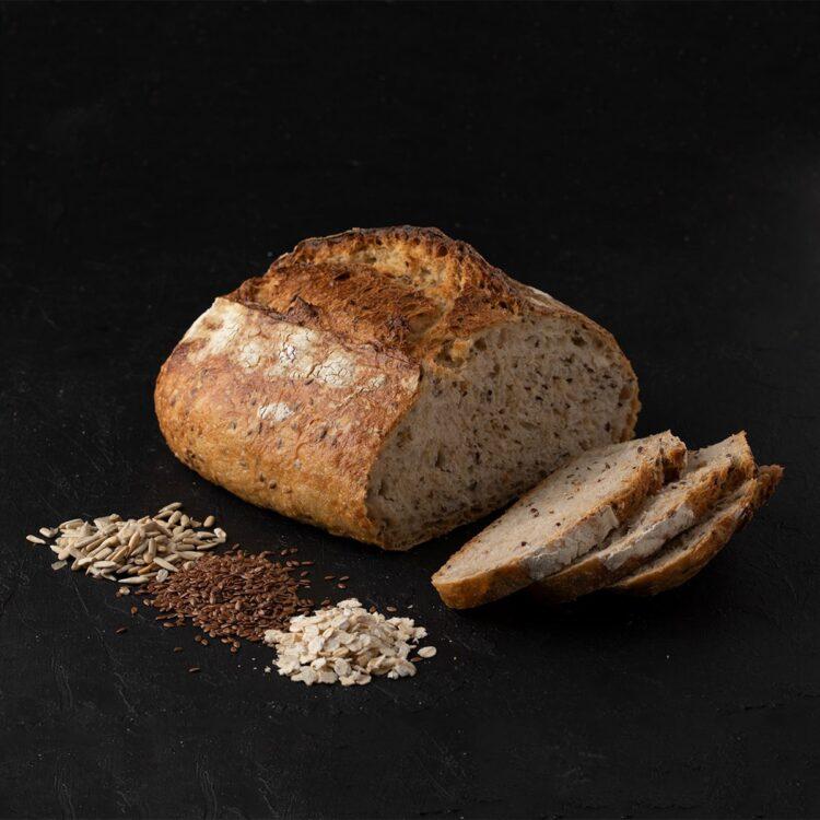 cok tahilli ace3 Turkish Sourdough Multigrain Bread - 700g / 1.54lb