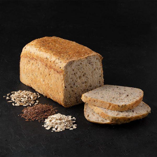 cok tahilli tost 839d Turkish Sourdough Multigrain Toast Bread - 1000g / 2.20lb