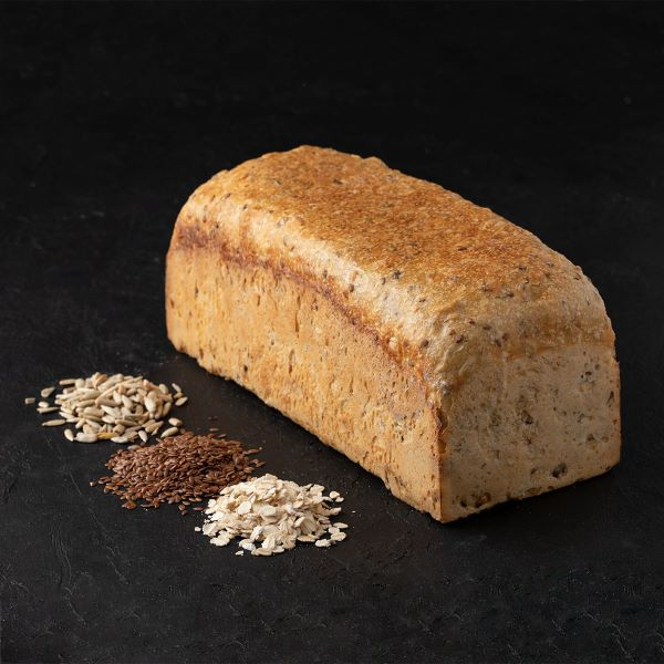 cok tahilli tost 90cd Turkish Sourdough Multigrain Toast Bread - 1000g / 2.20lb