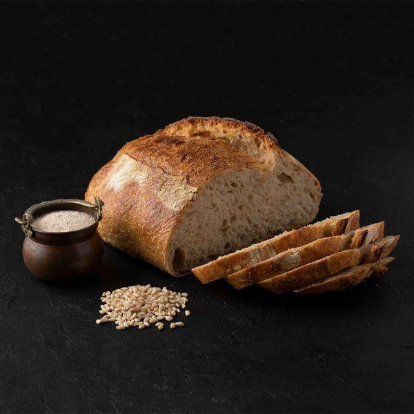 kukumav sade 28fb7 Turkish Sourdough Plain Bread - 700g / 1.54lb