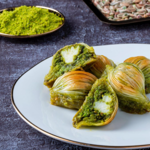 midye The Story of Turkish Baklava from Past to Present