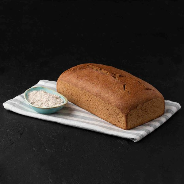 tam cavdar 807 2e Turkish Sourdough Rye Bread - 900g / 1.98lb