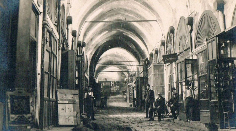 History of The Istanbul Grand Bazaar