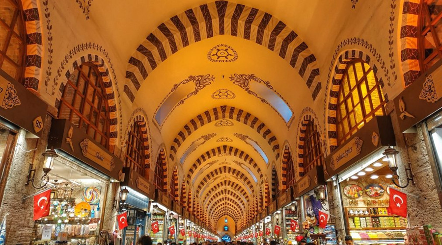 Grand Turkish Bazaar Istanbul
