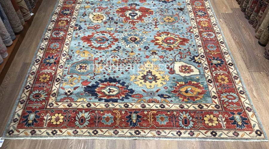 Usak Carpet and Rug