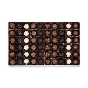 Turkish Assorted Chocolate Special White Box - Kahve Dünyası