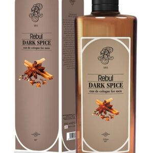 Turkish Cologne Dark Spice - Rebul