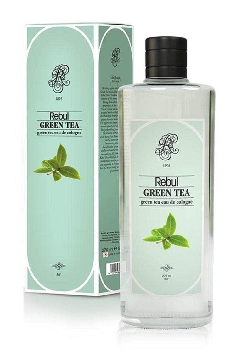 Turkish Cologne Green Tea - Rebul