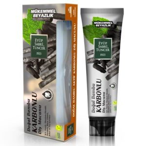 Natural Active Bamboo Carbon Toothpaste 75 ml