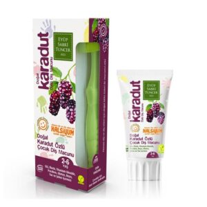 Natural Black Mulberry Toothpaste 60 ml (for Kids)