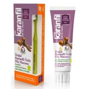 Natural Clove Extract Toothpaste 75 ml