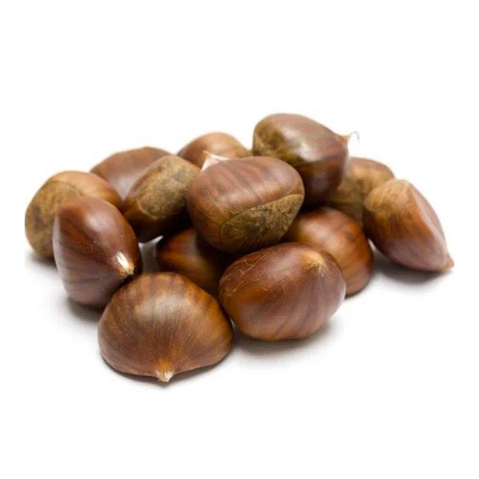 Turkish Natural Raw Chestnut (Kestane) - Small Size