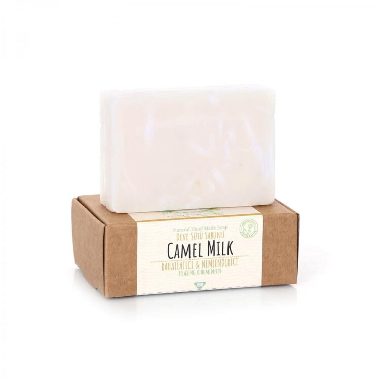Turkish Natural Handmade Soap Camel Milk