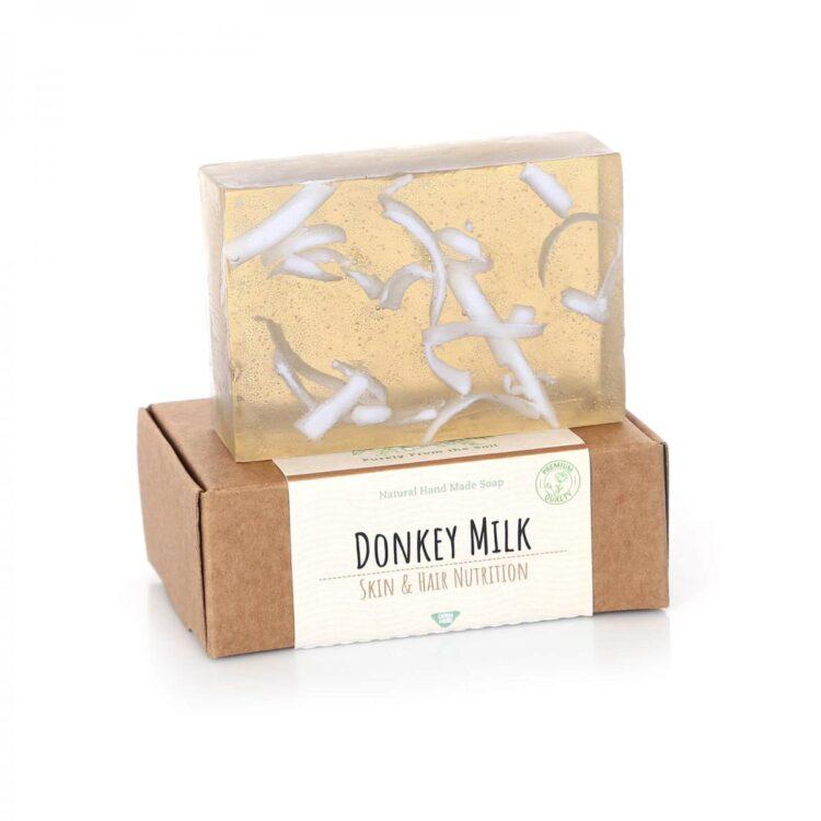 Turkish Natural Handmade Soap Donkey Milk