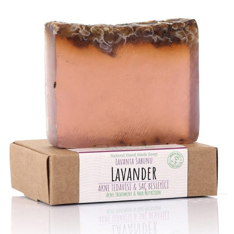 Turkish Natural Handmade Soap Lavender