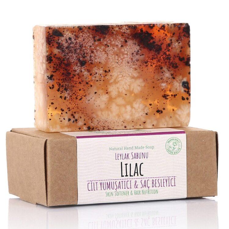 Turkish Natural Handmade Soap Lilac