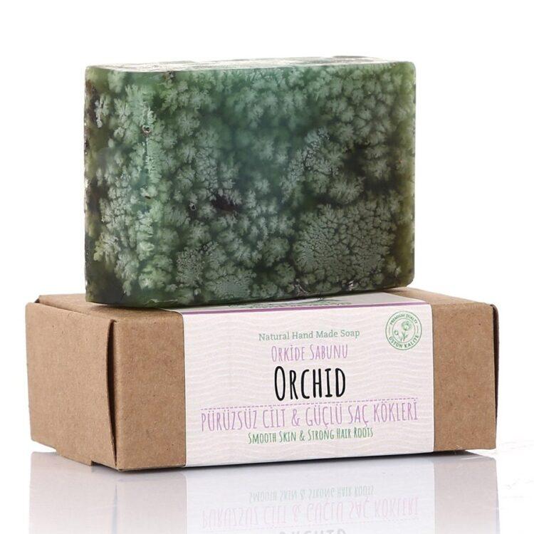 Turkish Natural Handmade Soap Orchid