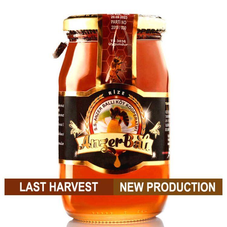 Original Turkish Anzer Honey from Anzer Plateau (Rize)