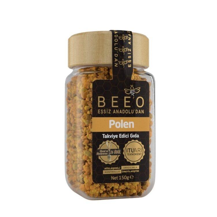 Turkish Bee Pollen Pure&Organic from Anatolia 150g (5.3oz)