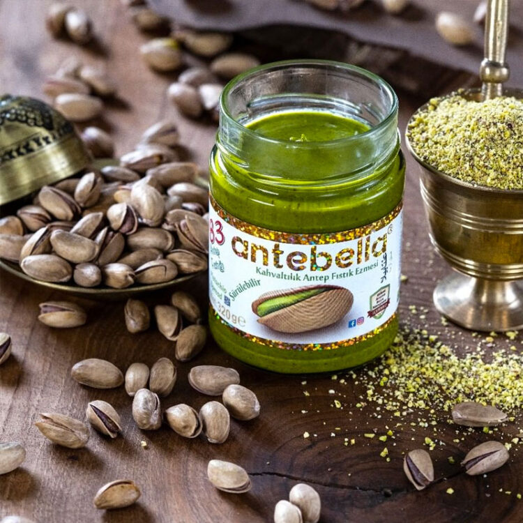 Turkish Pistachio Spread (Ezme) - Antebella