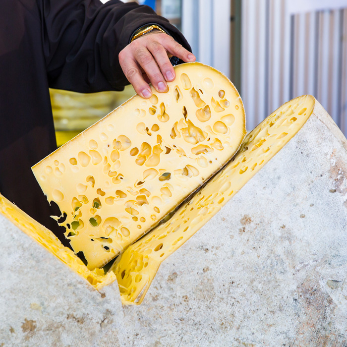 Turkish Aged Gravyer Cheese - Traditional & Natural (Kars)