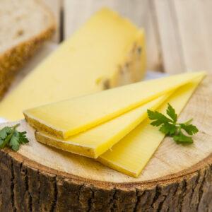 Turkish Aged Kashar Cheese - Natural & Organic (Kars)
