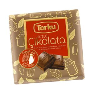 Turkish Chocolate Bar Milky - Torku