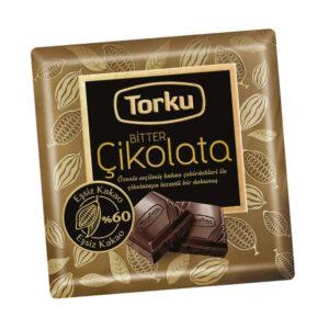 Turkish Chocolate Bar Bitter - Torku