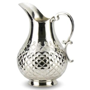 Turkish Copper Water Jug Handcrafted - Sunay