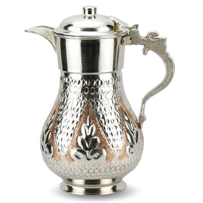 Turkish Copper Water Jug Antique - Kani