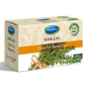 Turkish Natural Thyme Herbal Tea Bags (20 bags)