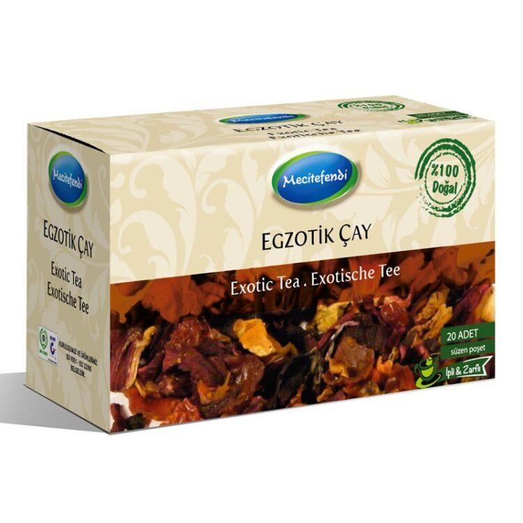 Turkish Natural Exotic Herbal Tea Bags (20 bags)
