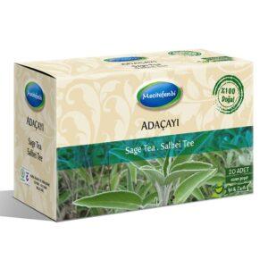 Turkish Natural Sage Herbal Tea Bags (20 bags)