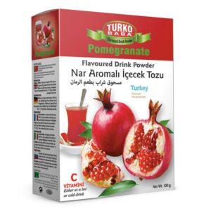 Turkish Pomegranate Powder Tea Oralet - Turko Baba