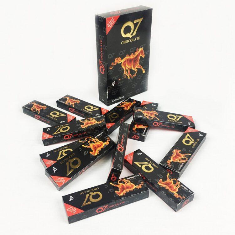 Q7 Chocolate Natural Turkish