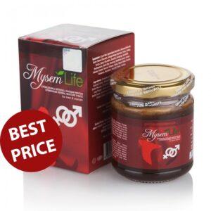 Turkish Herbal Mixed Macun with Honey Men & Women - Mysem Life 240g (8.46oz)