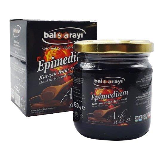 Balsarayi Epimedium Mixed Herbal Paste Maccun 230g