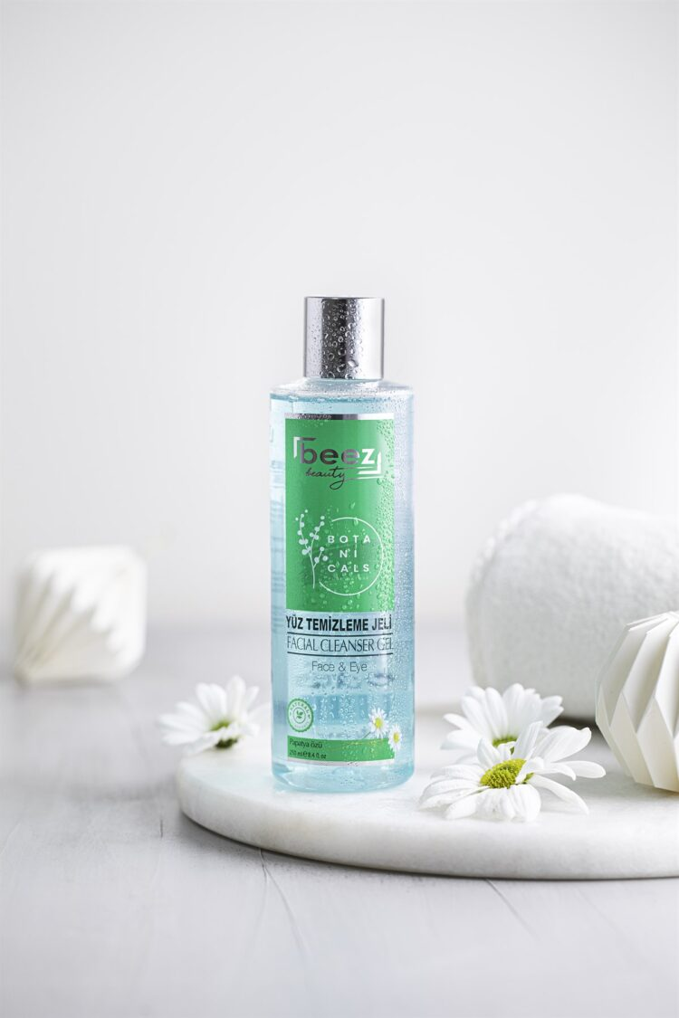Turkish Chamomile Extract Face Cleansing Gel - Beez Beauty