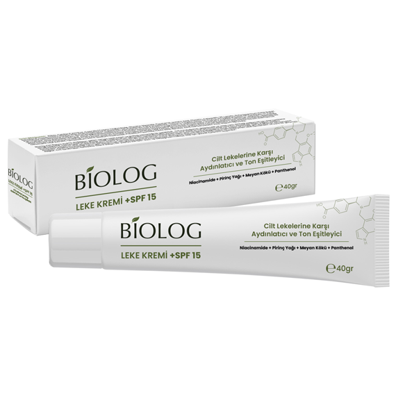 Turkish Biolog Blemish Cream - Biolog