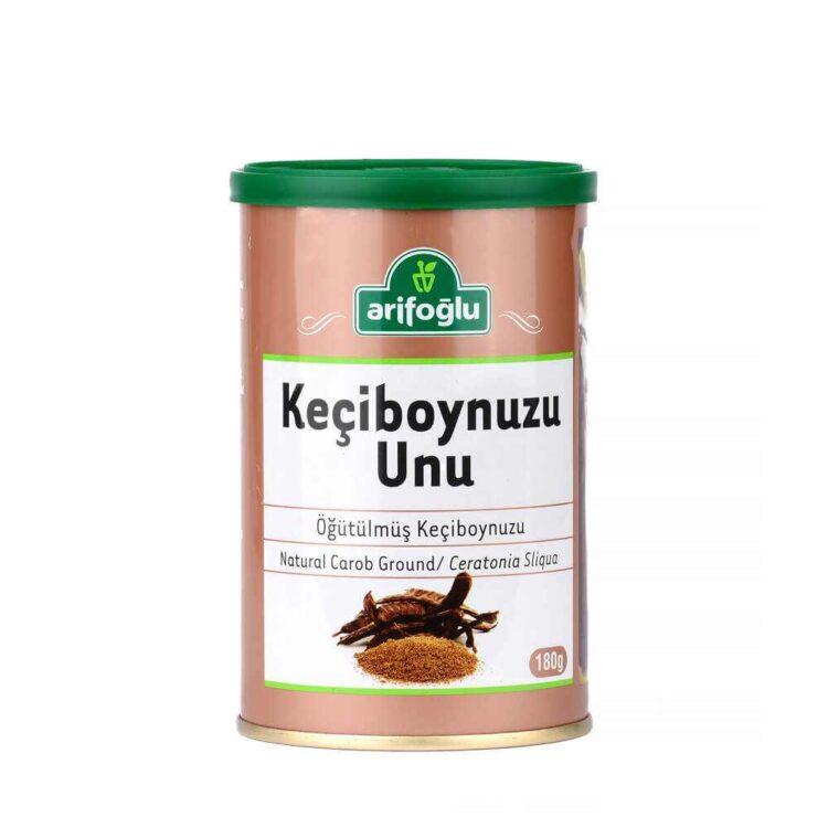 Arifoğlu Ground Carob Flour 180g (6.35oz)