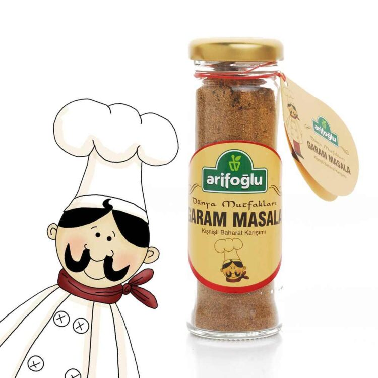Garam Masala Seasoning