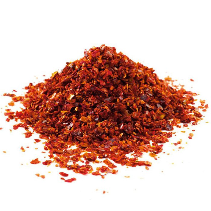 Turkish Red Sweet Pepper Spice (Crushed)