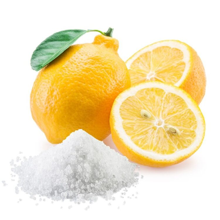 Turkish Salt of Lemon