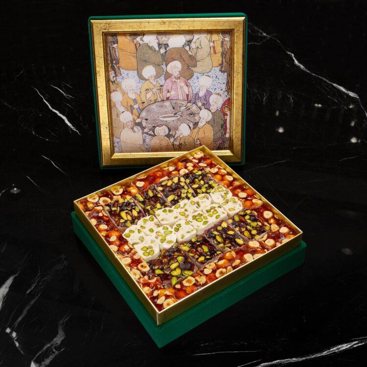 Assorted Turkish Delight Premium HM 1864 - Hafız Mustafa