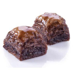 Baklava with Chocolate-Fresh/Gulluoglu