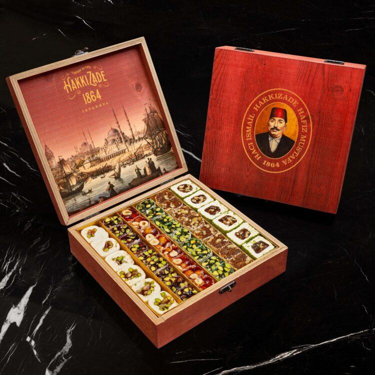 Assorted Turkish Delight Premium 1864 - Hafız Mustafa
